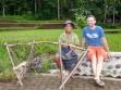 Freundliche Menschen in Ost-Java