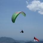 Soaring Mantar / Sumbawa