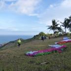 Gute Startplätze auf Lombok