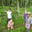 Freundliche Menschen, Ost Java